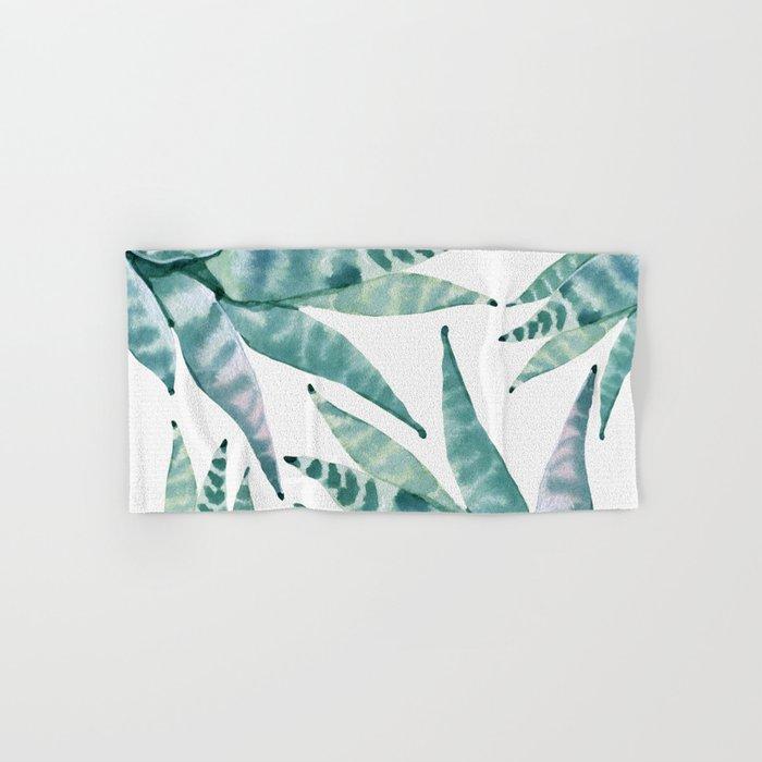 Desert Succulents Hand & Bath Towel