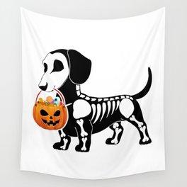 Doggy treat Wall Tapestry