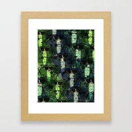 """""""Hang Together""""  Framed Art Print"""