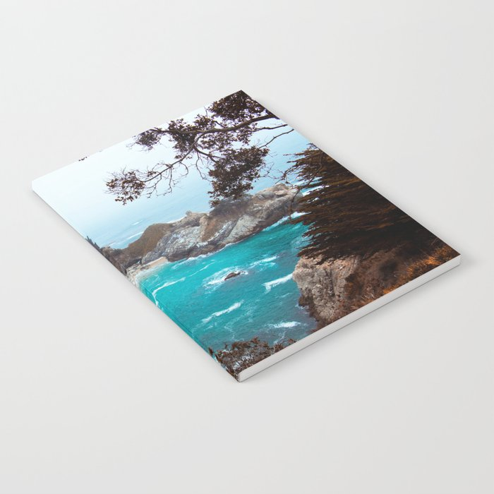 McWay Falls #vintage Notebook