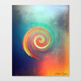 Lifeblood 2 Canvas Print
