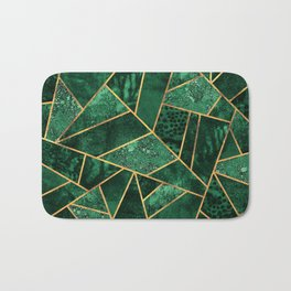 Deep Emerald Bath Mat