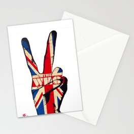 The Who Peace Stationery Cards