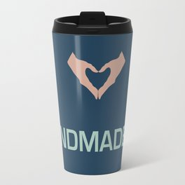 I heart Handmade Travel Mug