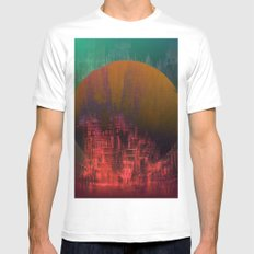 Fantastic Planet / Urban Fantasy 10-01-17 White MEDIUM Mens Fitted Tee
