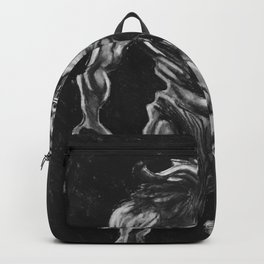 Goron of Ancient Hybrids By Samantha Glover Backpack