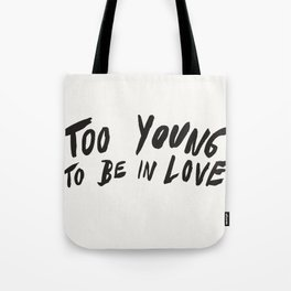 Young Unlover Tote Bag