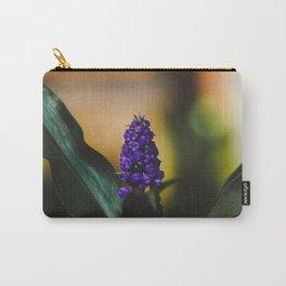 Grape Hyacinths Flower Carry-All Pouch