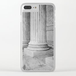 Columns at the US Supreme Court Clear iPhone Case