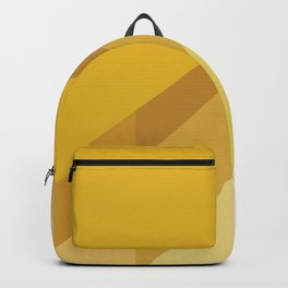 New Heights - Gold Backpack