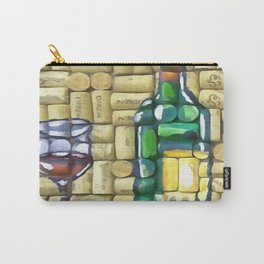 The Wine Tasting Carry-All Pouch