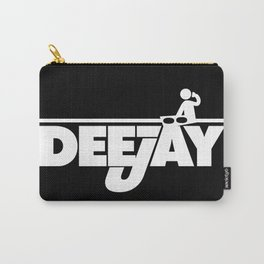 DeeJay 2 Music Quote Carry-All Pouch