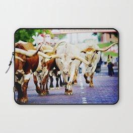 Texas Stockyards Laptop Sleeve