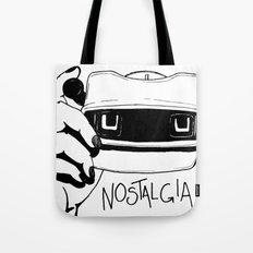 Nostalgia Tote Bag