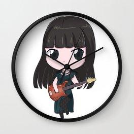 Band-maid Misa Wall Clock
