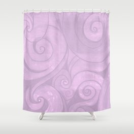 lavender II Shower Curtain