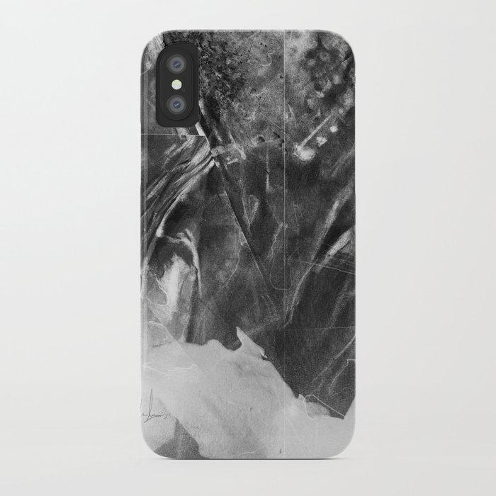 Black Crystal iPhone Case