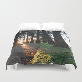 Autumn vibes Duvet Cover
