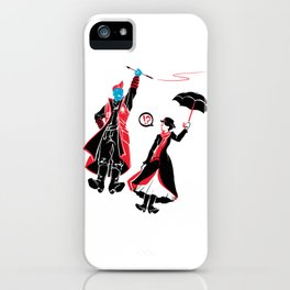 I'm Marry Poppins y'all! iPhone Case