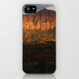 majestic view III iPhone Case
