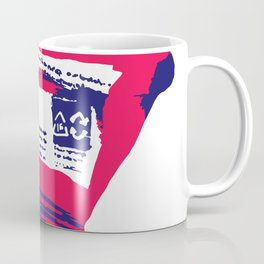 Squashed Can 2 Coffee Mug