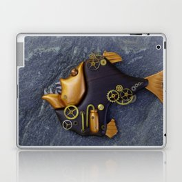 Steampunk Hatchetfish Laptop & iPad Skin