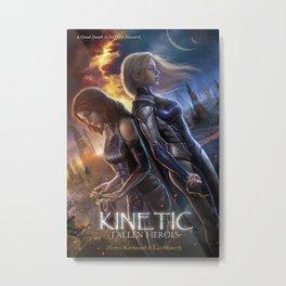 Kinetic: Fallen Heroes Metal Print