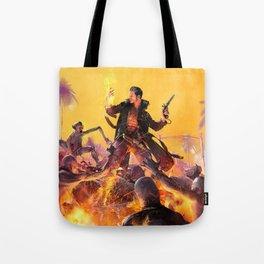 Demonhunter Tote Bag