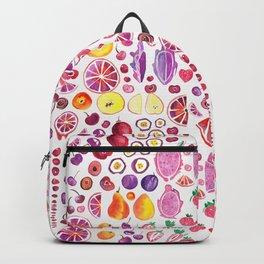 Red Garden Backpack