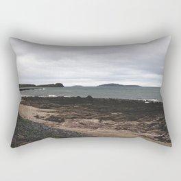 Shores of Scotland I Rectangular Pillow