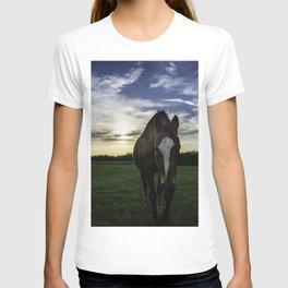 Okahoma Sunset T-shirt