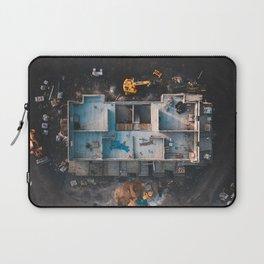 House Construction Laptop Sleeve