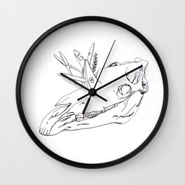 Swiss Army Unicorn Wall Clock