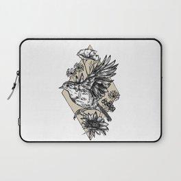 Autumn Robin Laptop Sleeve