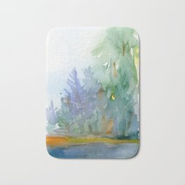 By the water Bath Mat