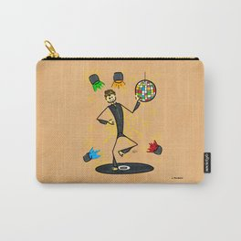 Dancer in disco Carry-All Pouch