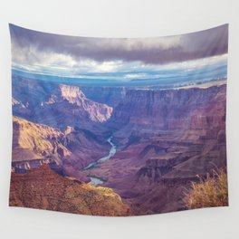 Grand Canyon and the Colorado River Wall Tapestry