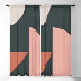 Orbit 04 Modern Geometric Blackout Curtain