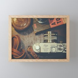 IIIf Framed Mini Art Print