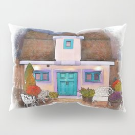 clubhouse Pillow Sham
