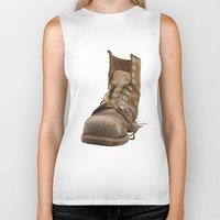 road Biker Tanks featuring Road by Art Pass