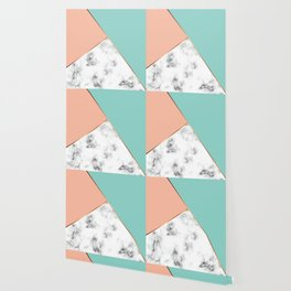 Marble Geometry 056 Wallpaper