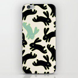 Bunny Honey iPhone Skin