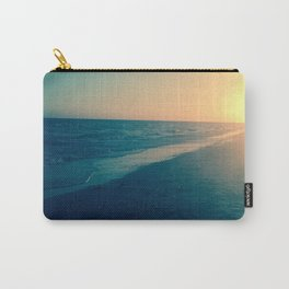 The calm on Sanibel Carry-All Pouch