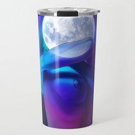 Moon Head Travel Mug