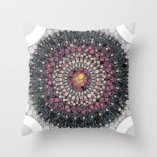 :: Rotunda :: Throw Pillow
