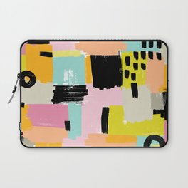 Color section001 Laptop Sleeve