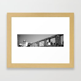 Chicago, IL Framed Art Print