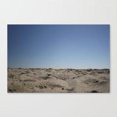 Endless Beach Canvas Print