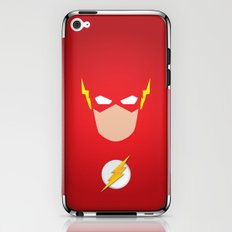 FLASH iPhone & iPod Skin